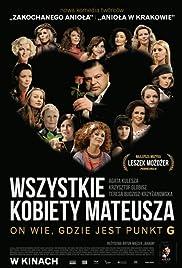 Wszystkie kobiety Mateusza Poster