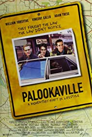 William Forsythe, Vincent Gallo, and Adam Trese in Palookaville (1995)