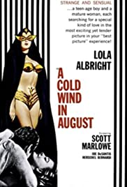 A Cold Wind in August (1961) Poster - Movie Forum, Cast, Reviews