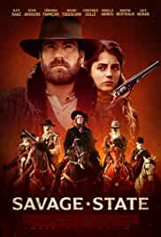 Savage State (2020) HDRip English Full Movie Watch Online Free