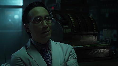 Albert M. Chan Demo Reel