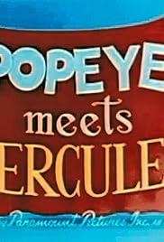 Popeye Meets Hercules Poster