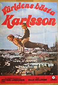 Primary photo for Karlsson on the Roof
