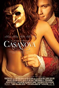 Casanovaคาซาโนว่า เทพบุตรนักรักพันหน้า