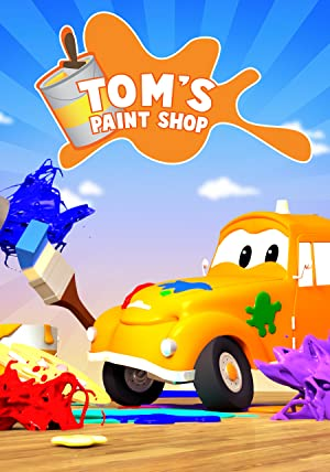 Tom's Paint Shop in Car City (2016–)
