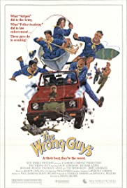 The Wrong Guys Poster