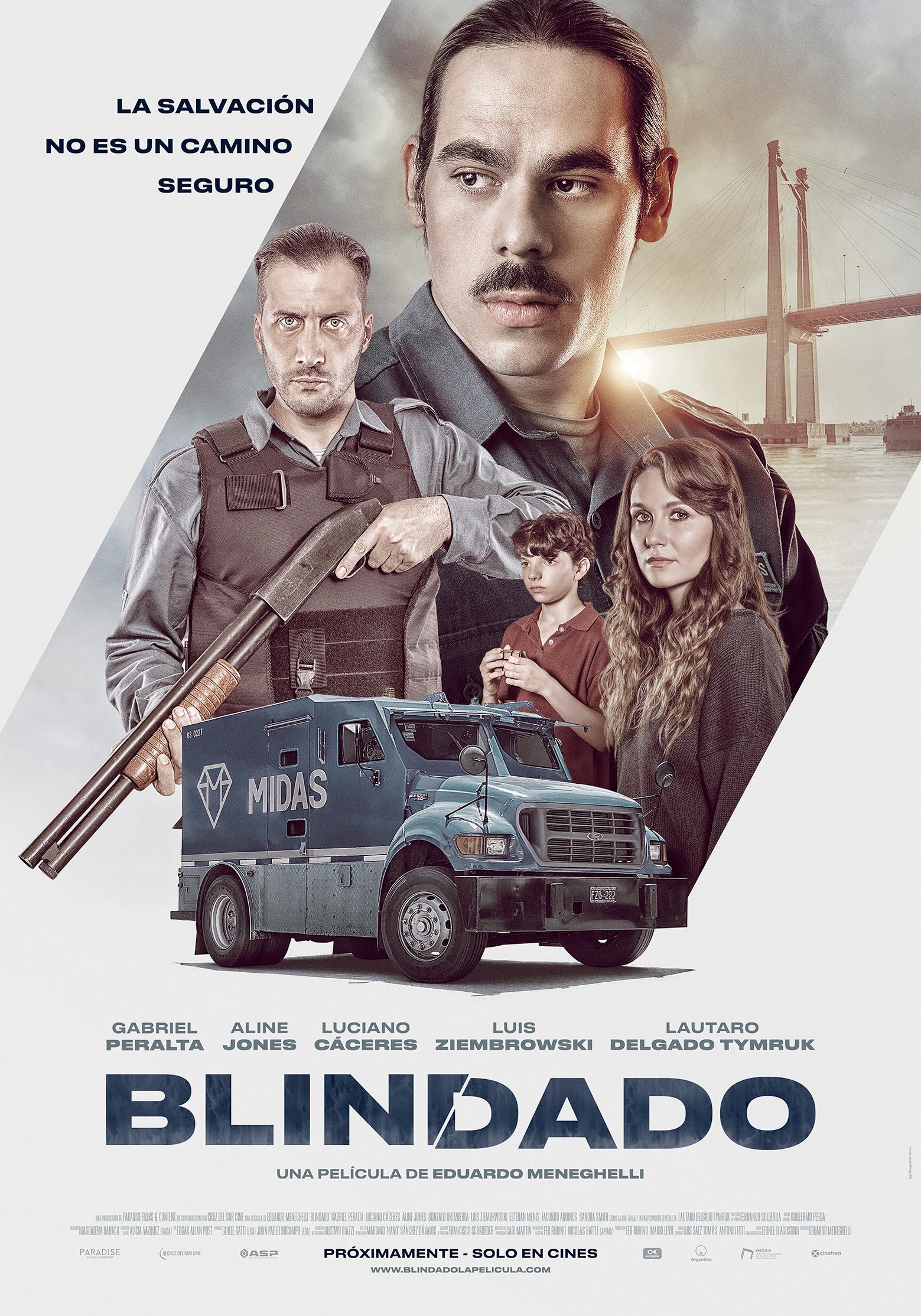 Resultado de imagen para Blindado (2019)