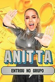 Anitta Entrou no Grupo Poster