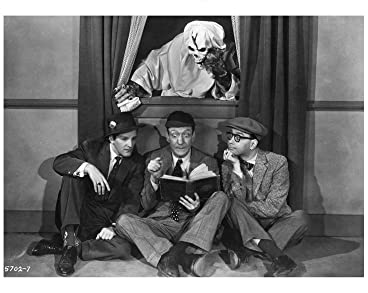 Spook Chasers (1957)  Spook
