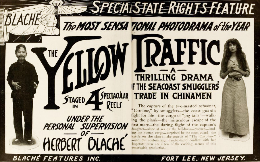 The Yellow Traffic (1914)