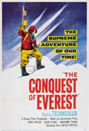 The Conquest of Everest Poster