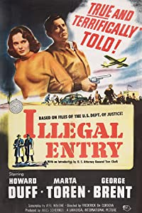 Illegal Entry in hindi 720p