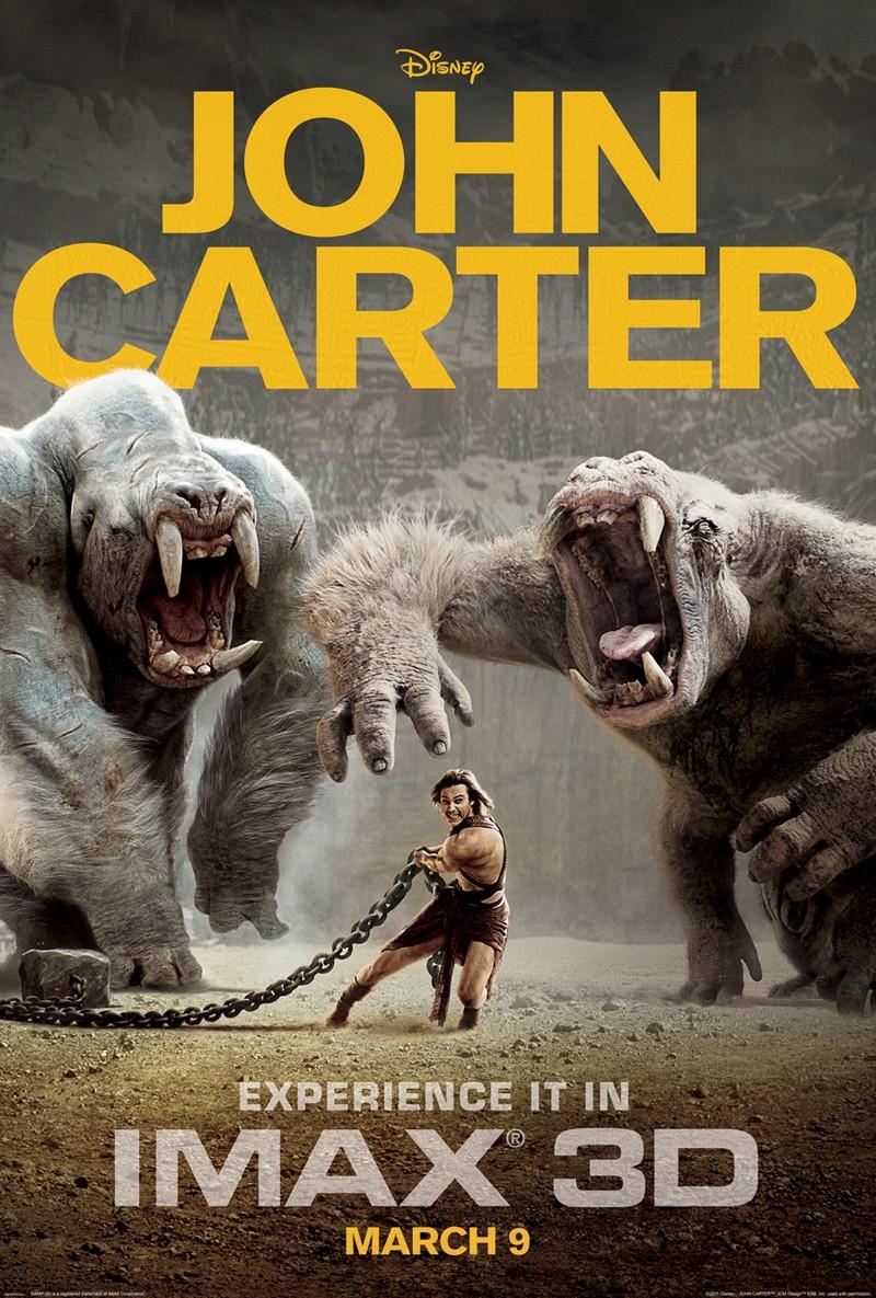 John Carter download