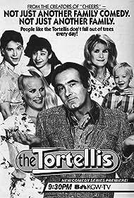 Dan Hedaya, Mandy Ingber, Jean Kasem, Carlene Watkins, Timothy Williams, and Aaron Moffatt in The Tortellis (1987)