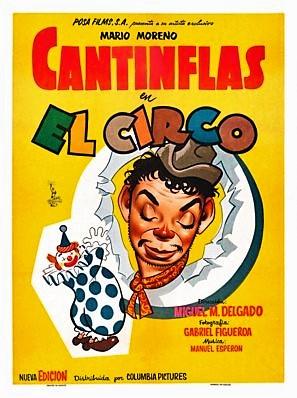 El Circo 720p Latino por Mega