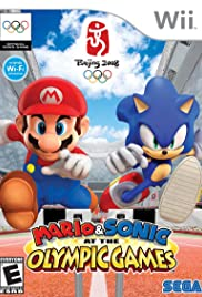 Mario & Sonic at the Olympic Games Poster