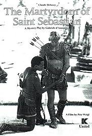 Das Martyrium des heiligen Sebastian Poster