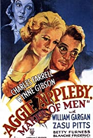 Aggie Appleby, Maker of Men Poster