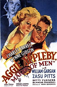 MP4 free movie downloads hollywood Aggie Appleby, Maker of Men [HDR]