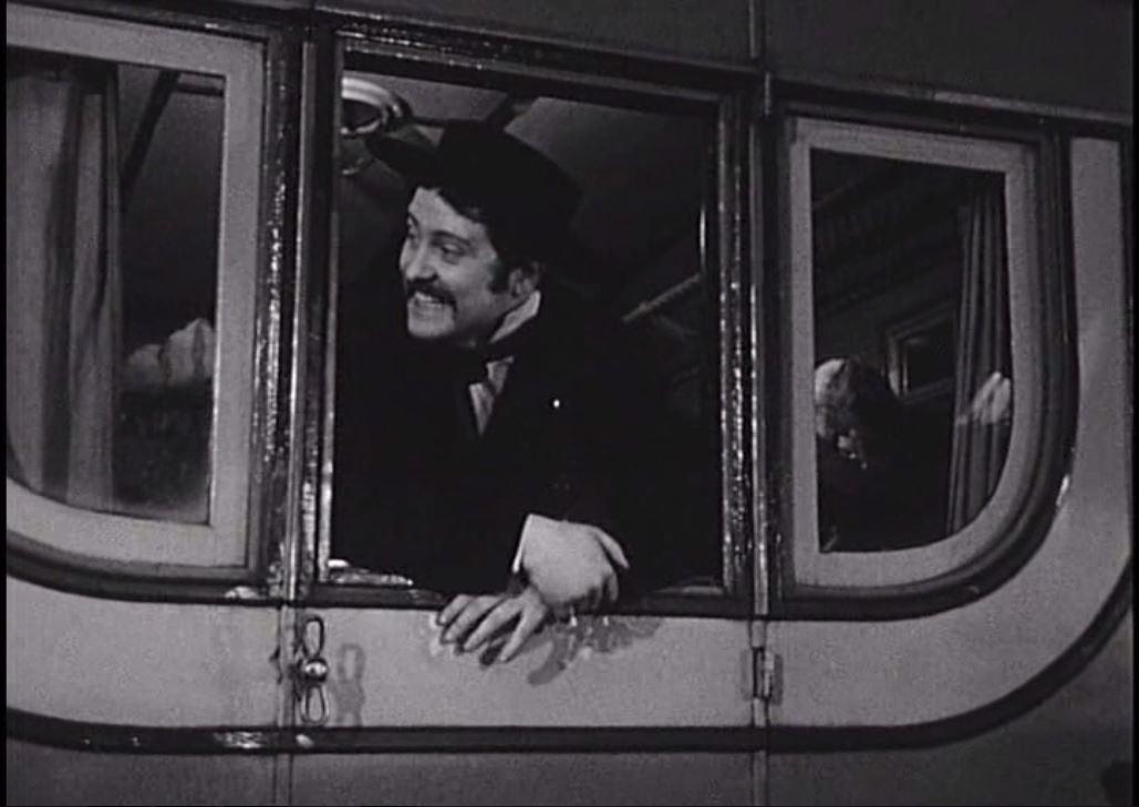 Fred Ulysse in La princesse du rail (1967)