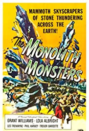 The Monolith Monsters Poster