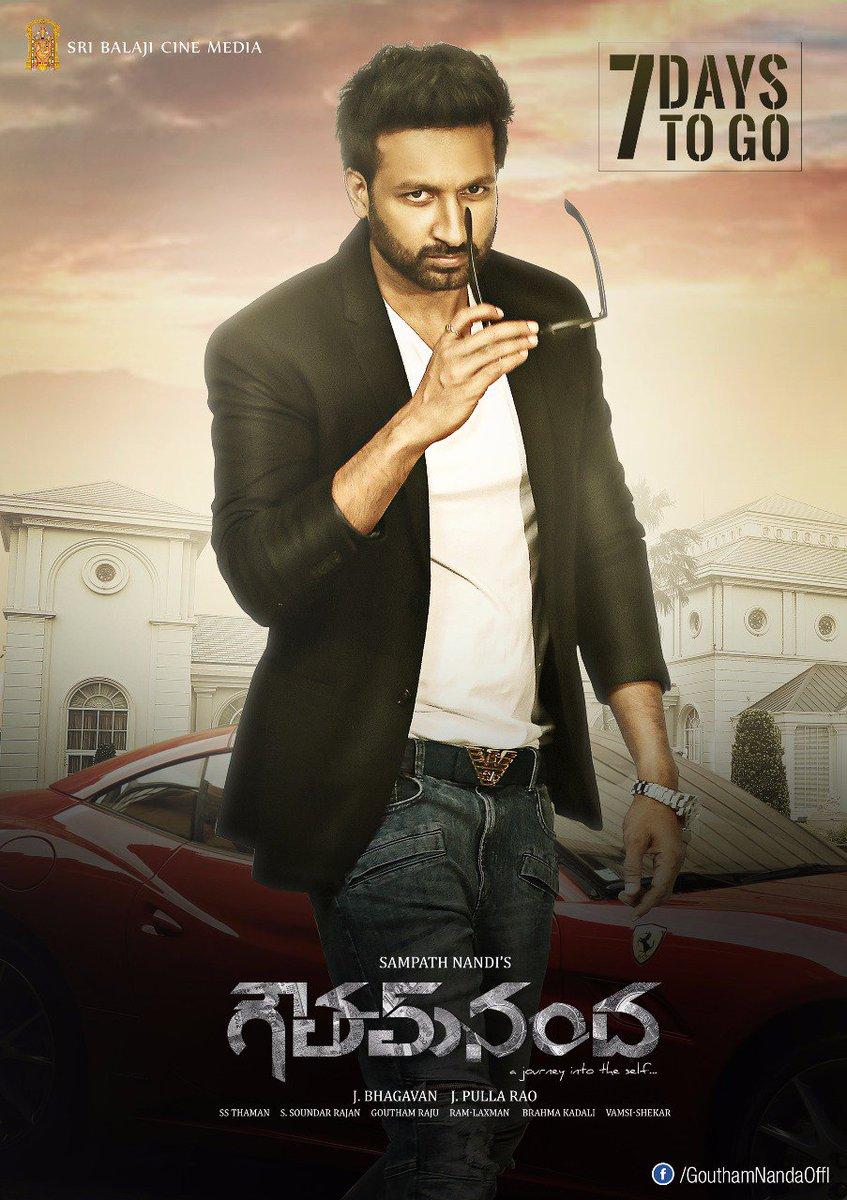 Goutham Nanda (2017) - IMDb