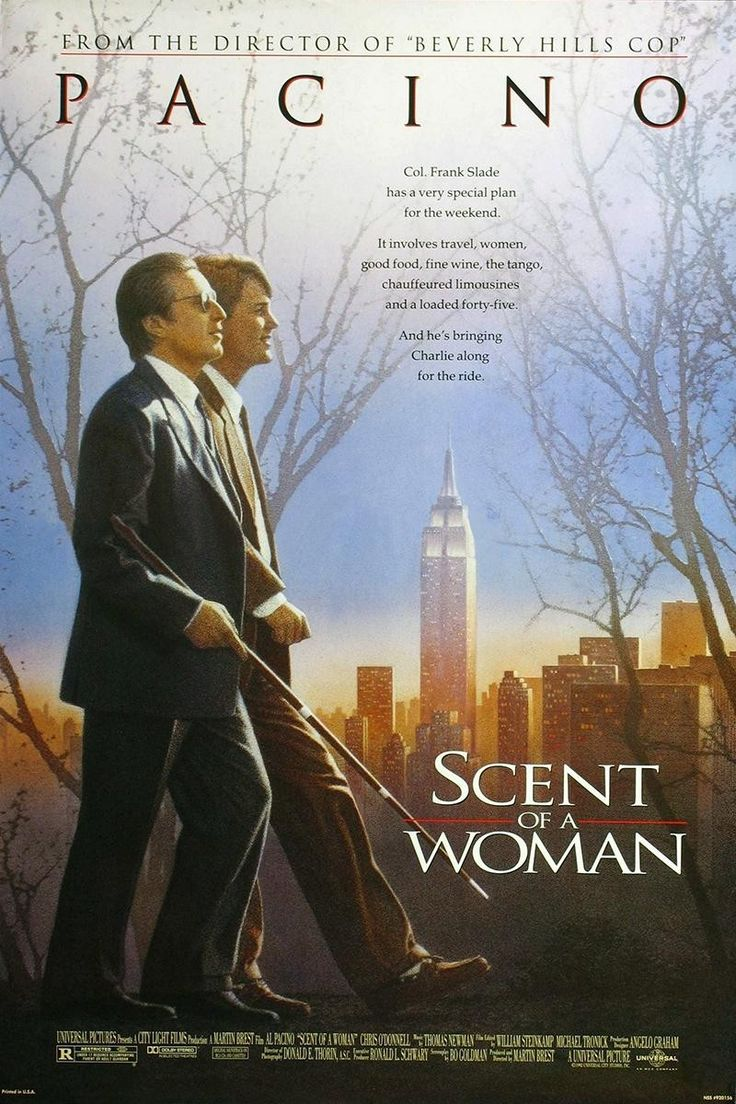 Scent of a Woman (1992) BluRay 720p & 1080p