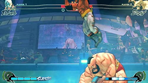 Street Fighter IV: E3 HD Trailer