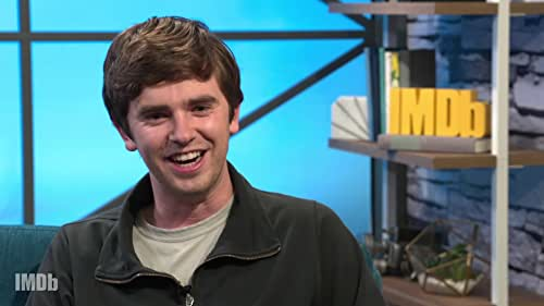 Freddie Highmore Thinks You Should Know About This British Series