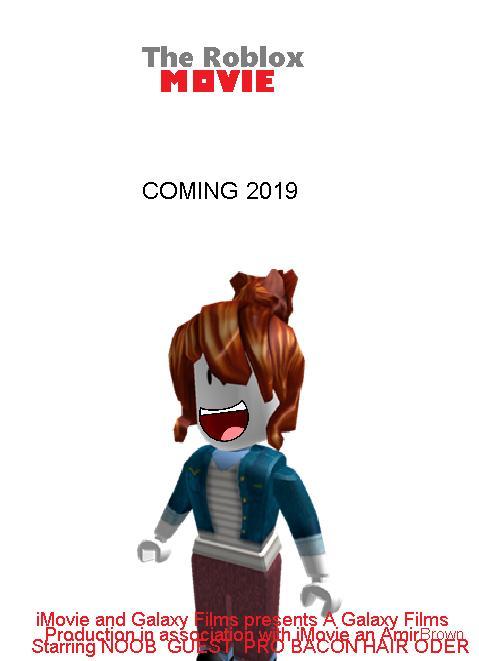 The Roblox Movie Video 2019 Imdb