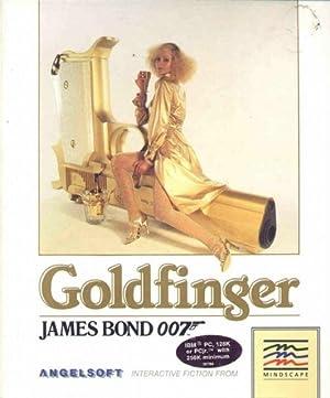 poster for James Bond 007: Goldfinger