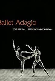 Ballet Adagio Poster