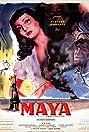 Maya (1949) Poster