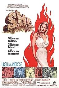 She (1965) Poster - Movie Forum, Cast, Reviews