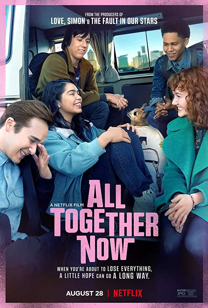 All Together Now (2020) NF WEB-DL Dual Audio [Hindi – English] x264 AAC Esub