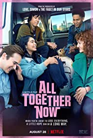 Taylor Richardson, Auli'i Cravalho, Rhenzy Feliz, Anthony Jacques, and Gerald Isaac Waters in All Together Now (2020)