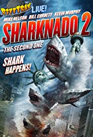 RiffTrax Live: Sharknado 2 Poster