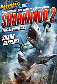 Primary photo for RiffTrax Live: Sharknado 2