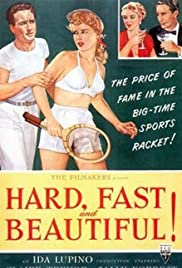Hard, Fast and Beautiful! Poster