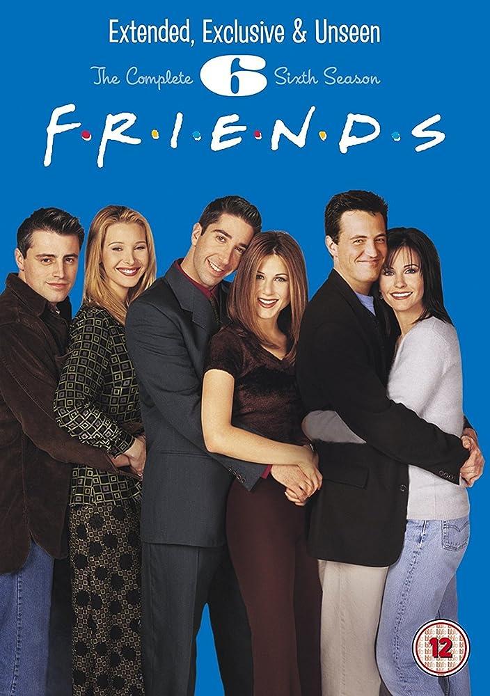 Friends S2 (1995) Subtitle Indonesia