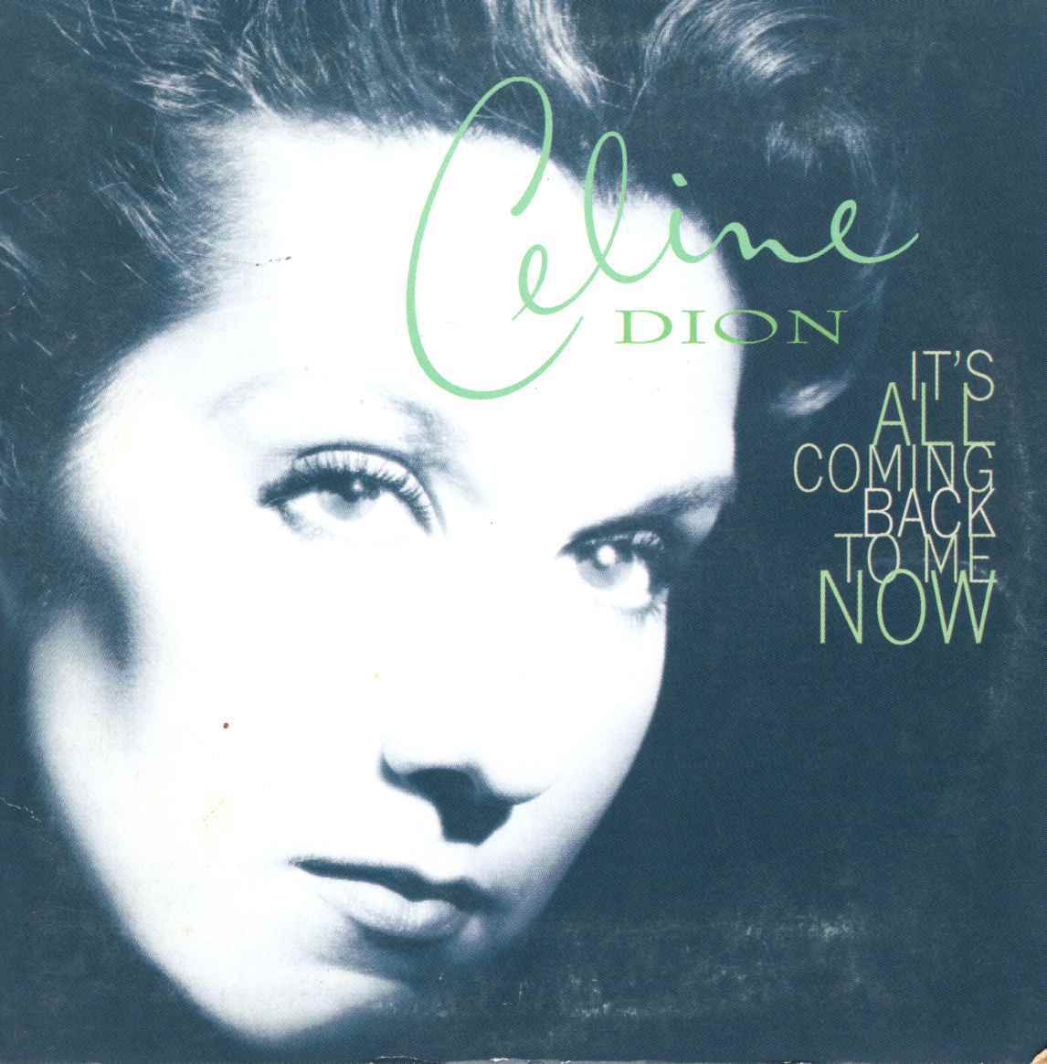Céline Dion It S All Coming Back To Me Now Video 1996 Imdb