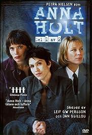 Anna Holt - polis Poster