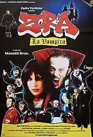Zora the Vampire Poster