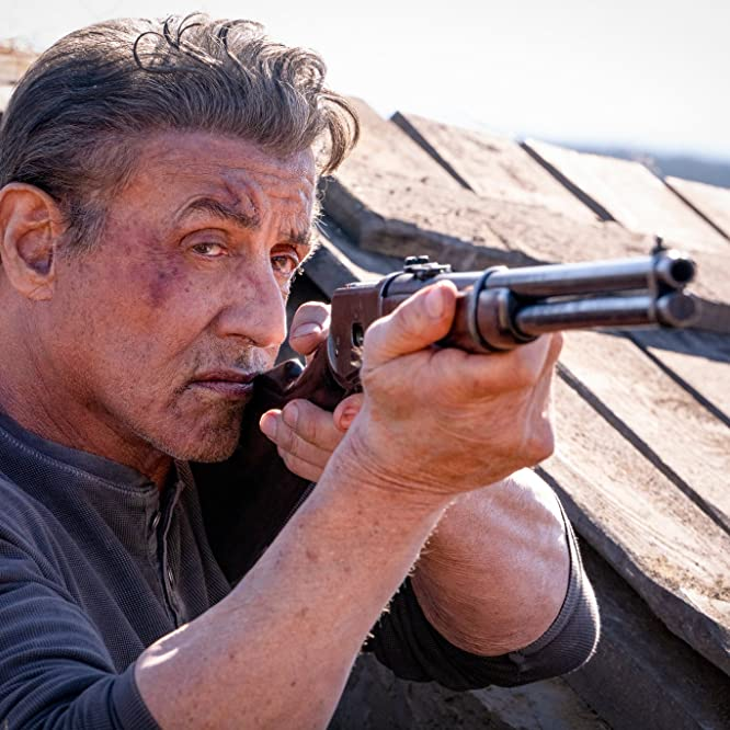 Sylvester Stallone in Rambo: Last Blood (2019)