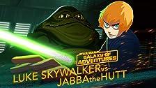 Luke vs. Jabba - Sail Barge Escape