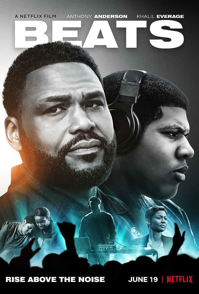 Download Beats (2019) 720p HEVC NF HDRip x265 ESubs [Dual Audio] [Hindi (Original) or English] [500MB] Full Hollywood Movie Hindi