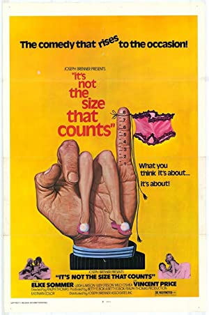 It's Not the Size That Counts (1974)