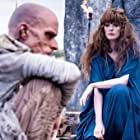 Mackenzie Crook and Kelly Reilly in Britannia (2017)