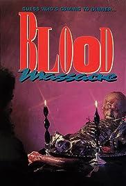 Blood Massacre Poster