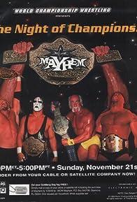 Primary photo for WCW Mayhem